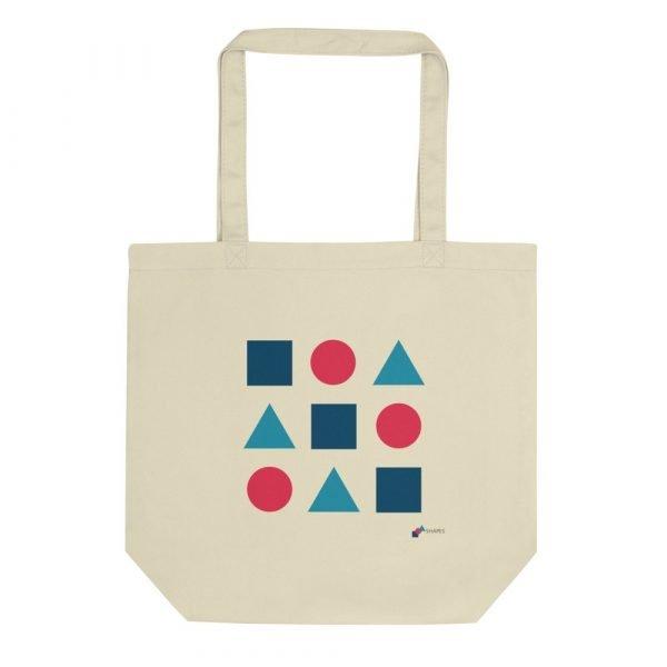 Shapes Eco Tote Bag